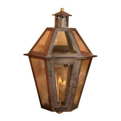 outdoor gas lamps patio outdoor washed pewter gas wall lantern natural lighting the home depot