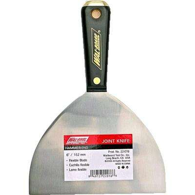 6 in. Hammer-End Joint Knife