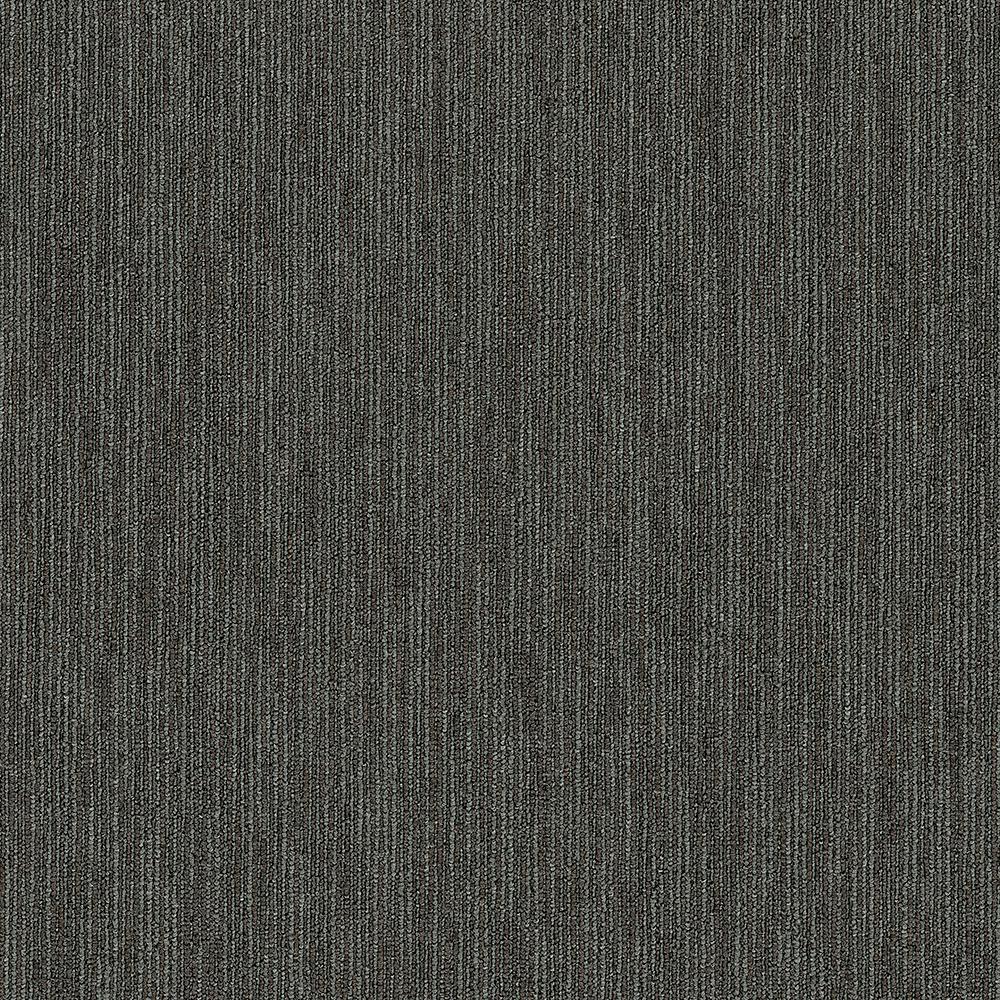 Dynamic Foghorn Loop Commercial 24 in. x 24 in. Glue Down Carpet Tile (20 Tiles/Case)