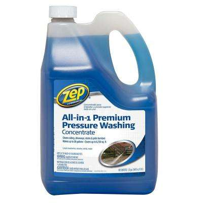 172 oz. All-in-1 Pressure Wash Concentrate (Case of 4)