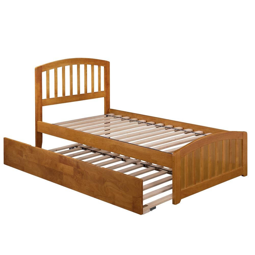 Atlantic Furniture Richmond Twin Platform Bed With
