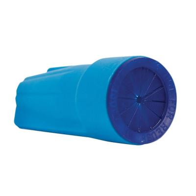 Large Aqua and Blue Waterproof Wire Connectors (250-Pack)