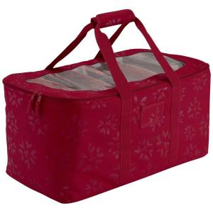 Classic Accessories Cranberry Seasons Holiday Lights Storage Duffel by Classic Accessories