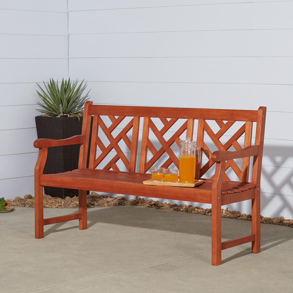 Vifah Designer Garden Patio Bench