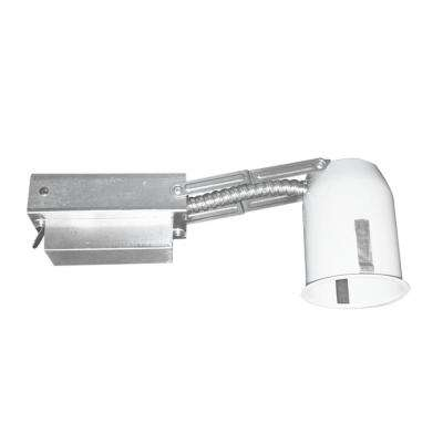 2 in. Non-IC Galvanized Steel Remodel LED Recessed Housing