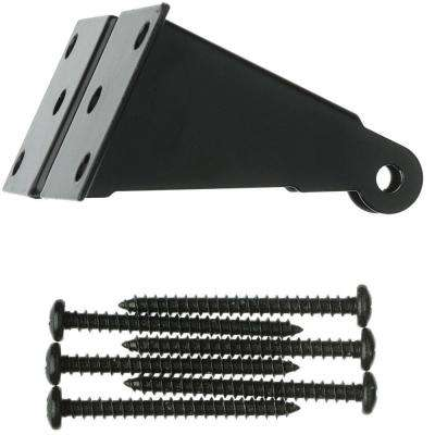 Repair Jamb Bracket, Black