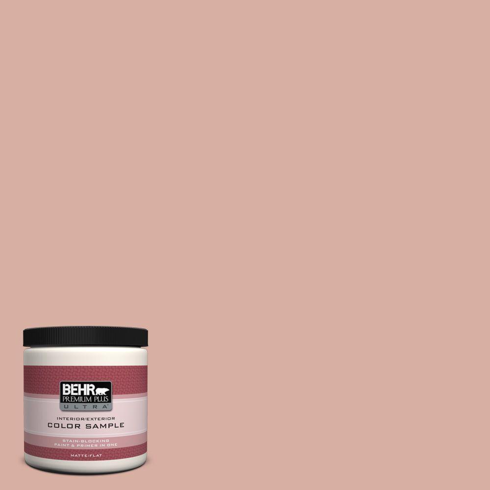 BEHR Premium Plus Ultra 8 oz. #S180-3 Flowerpot Matte Interior ...