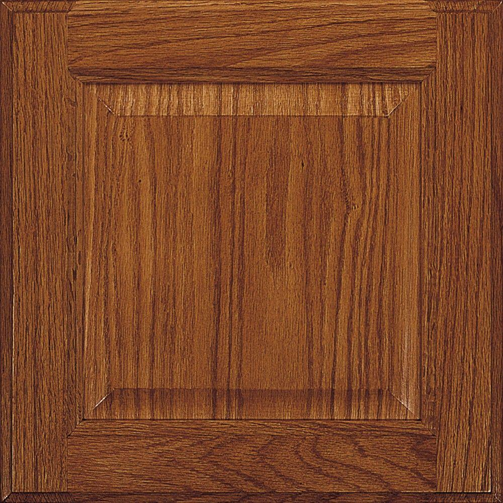 Kitchen Cabinet Stain Color Samples: Thomasville 14.5x14.5 In. Cabinet Door Sample In Langston