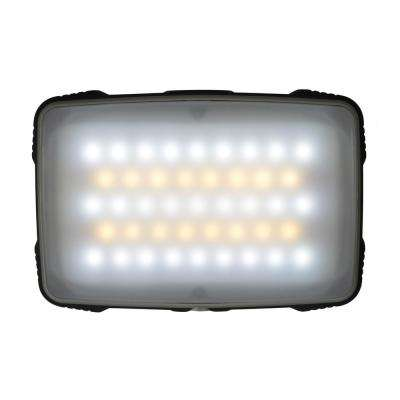 Slim 1100 Lumens Lithium-Ion Battery Powered LED Rechargeable Light
