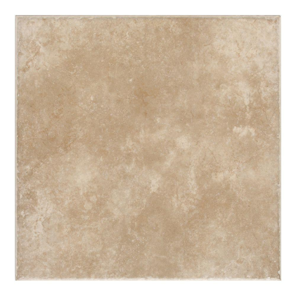 Attrayant Daltile Catalina Canyon Noce 18 In. X 18 In. Porcelain Floor And Wall Tile