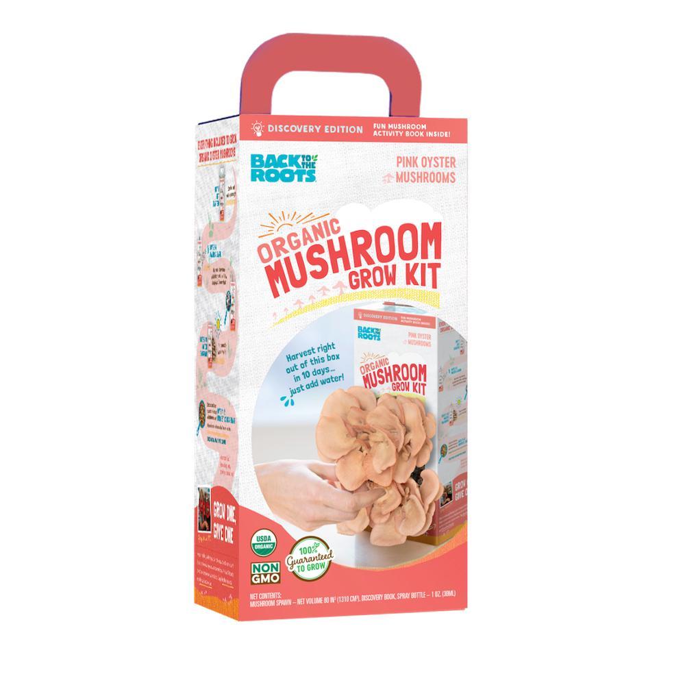 Organic Mushroom Grow Kit Variety (2-Pack)