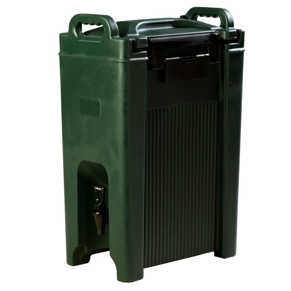 Cateraide 5 gal. Forest Green XT Beverage Server
