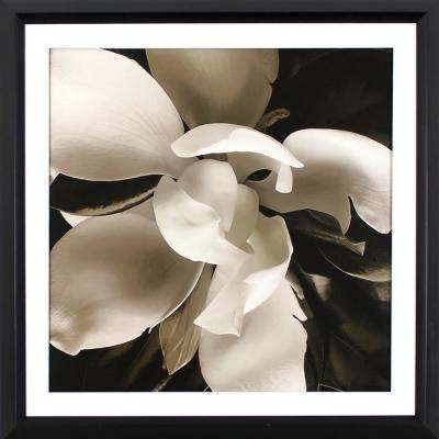 29.75 in. x 29.75 in. The Unfolding Printed Framed Wall Art