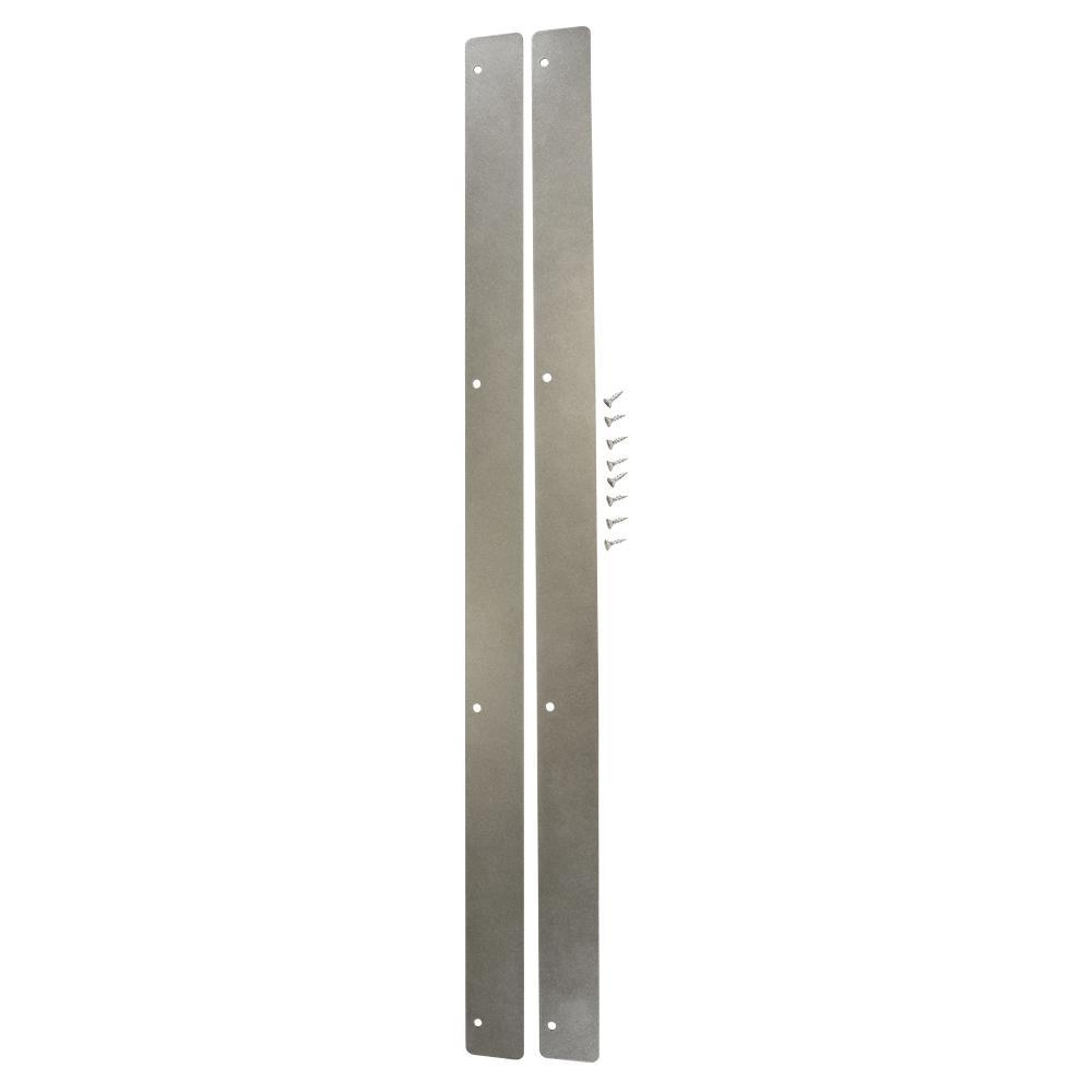 Heat Shields For Kitchen Cabinets: Hampton Bay Designer Series 0.0394x30.5x1.75 In. Metal