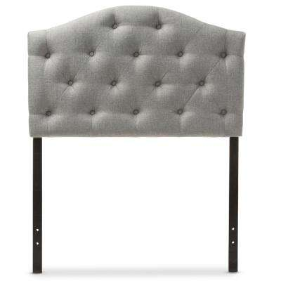 Myra Gray Full Headboard