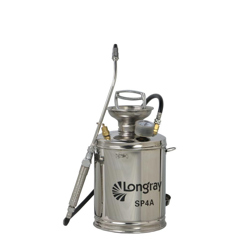 Longray 1 Gal  Stainless Steel Sprayer