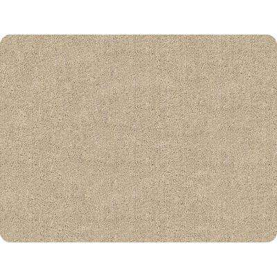 DirtStopper Brown and White 30 in. x 40 in. Absorbent Mat
