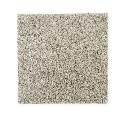 Carpet Sample - Maisie I - Color Canyon Shade Texture 8 in. x 8 in.