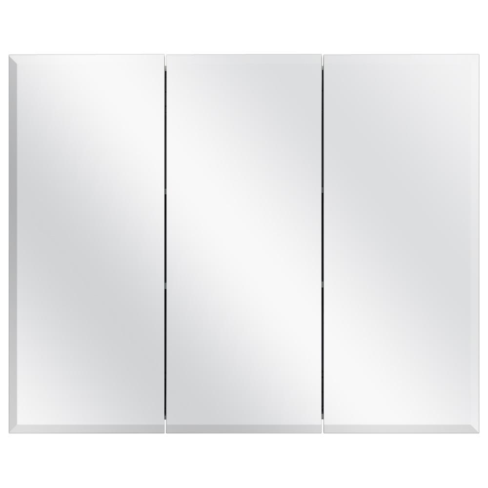 Three Panel Medicine Cabinet Smartvradar Com