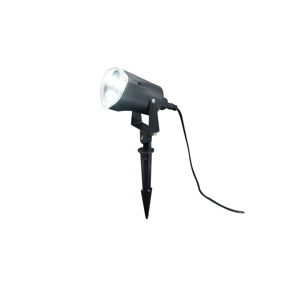 Home Accents Holiday White LED Spotlight