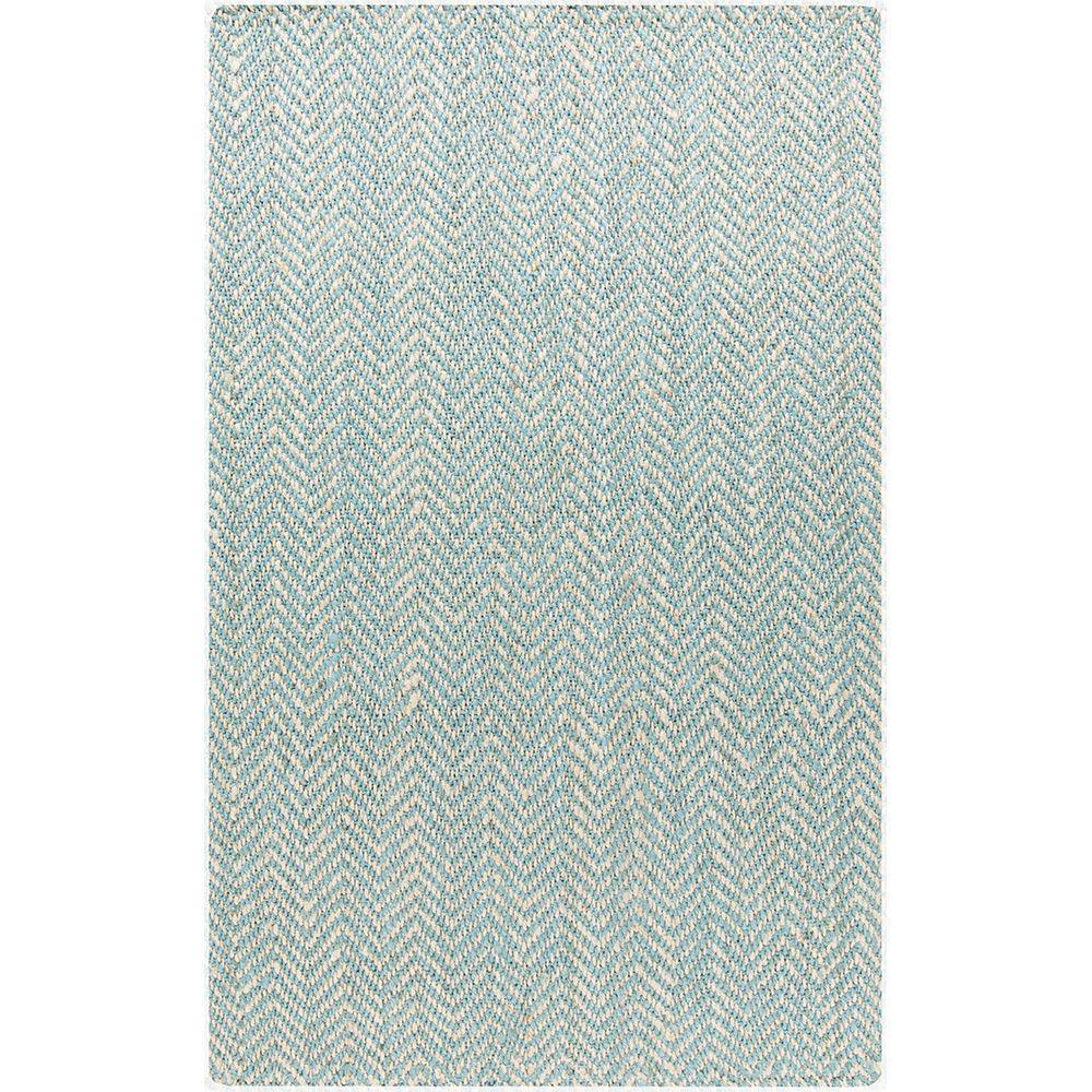 Delgado Slate (Grey) 3 ft. 3 in. x 5 ft. 3 in. Indoor Area Rug