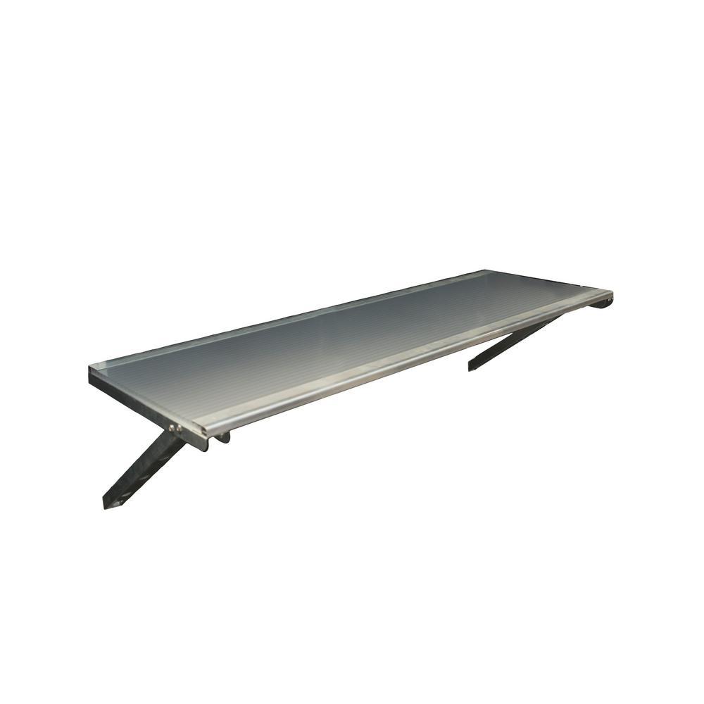 Palram Utility Shed Shelf Kit for  Storage Sheds