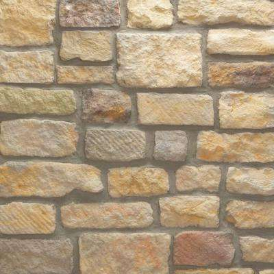 Austin Stone Mendocino Corners 100 lin. ft. Bulk Pallet Manufactured Stone