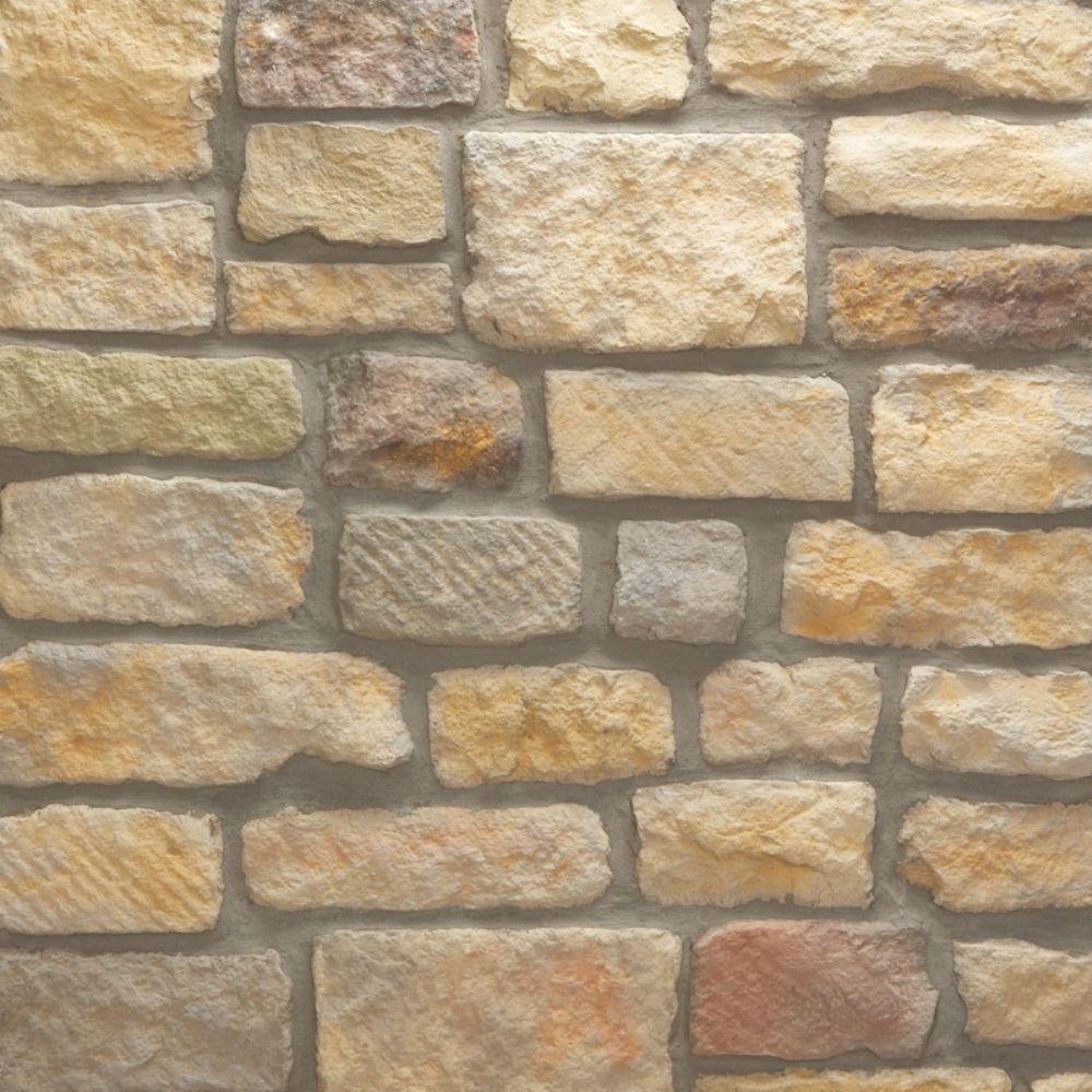 Austin Stone Mendocino Flats 150 sq. ft. Bulk Pallet Manufactured Stone