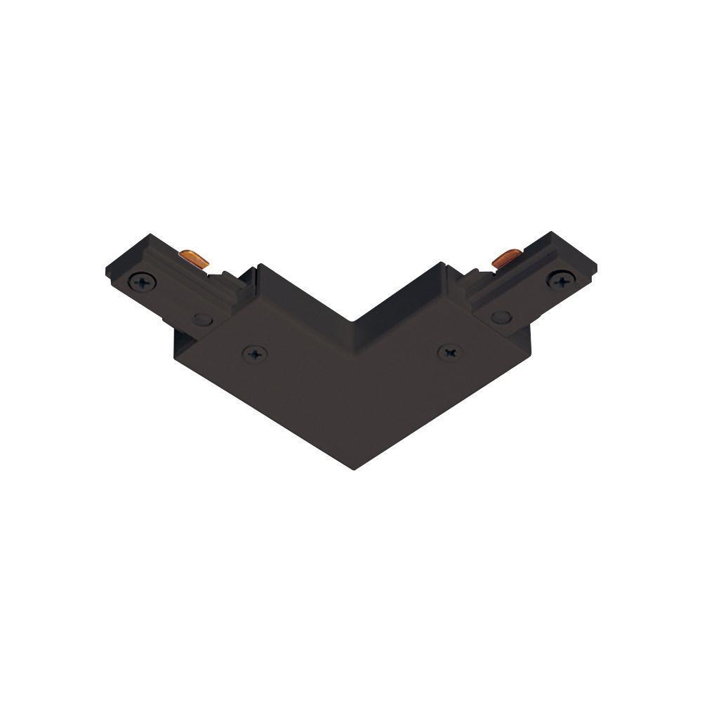 Trac-Lites Black Adjustable Connector