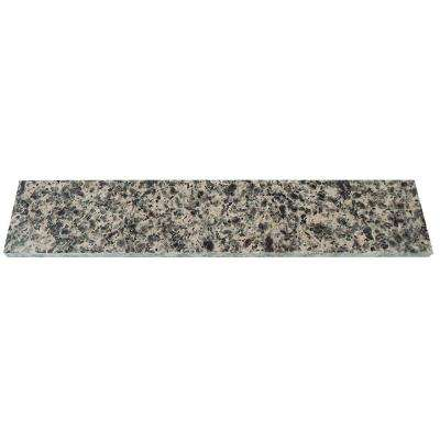 18 in. Granite Sidesplash in Sircolo