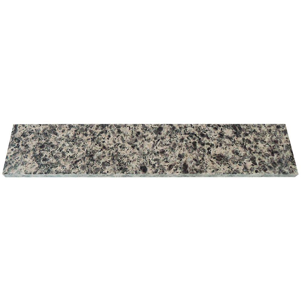 18 in. Granite Sidesplash in Sircolo