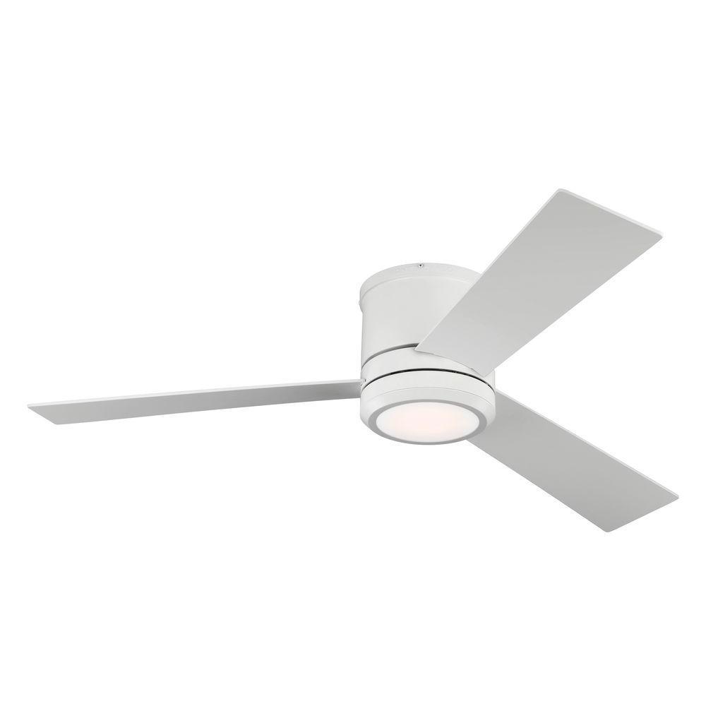 Monte carlo clarity max 56 in indooroutdoor rubberized white monte carlo clarity max 56 in indooroutdoor rubberized white ceiling fan aloadofball Gallery