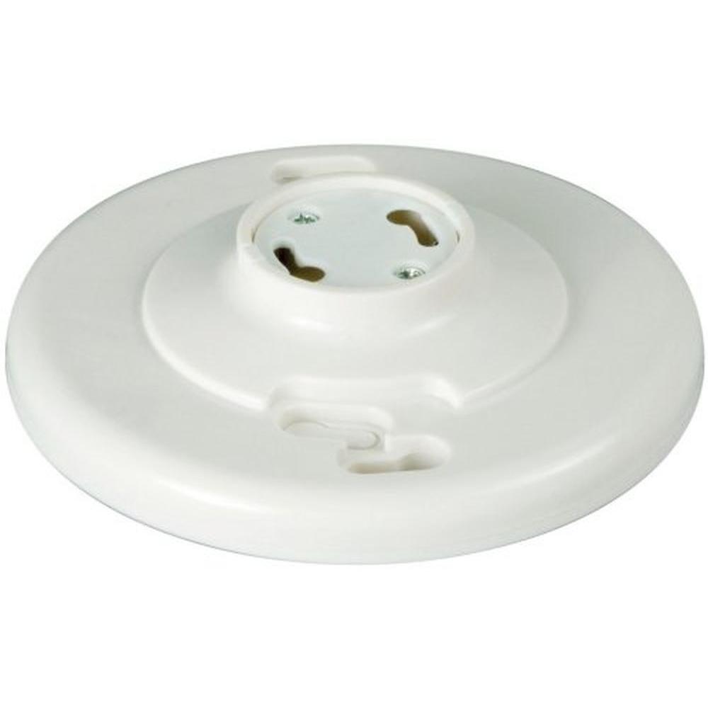 Eaton 660 Watt 250 Volt Keyless Ceiling Lamp Holder Gu24w Sp L The Wiring A Light Fixture