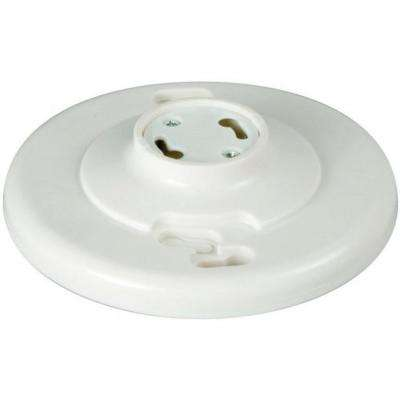 660-Watt 250-Volt Keyless Ceiling Lamp Holder