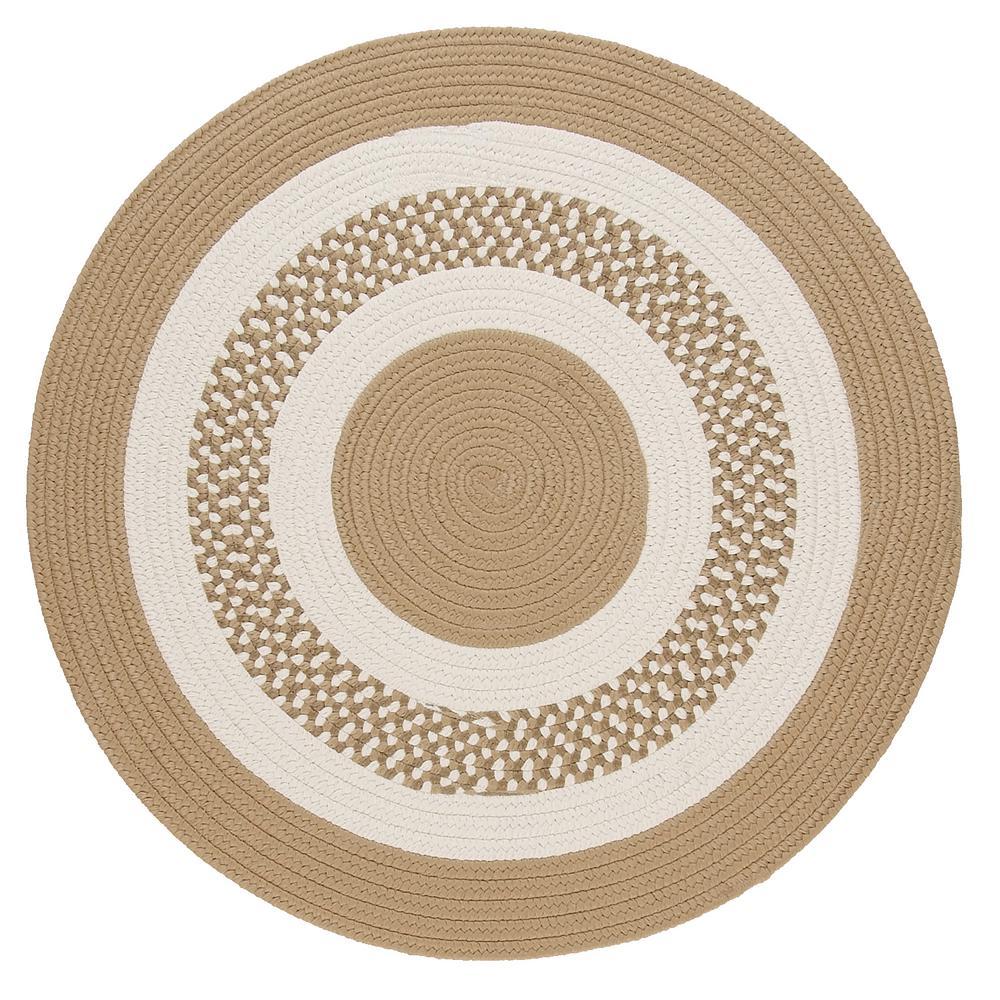 Home Decorators Indoor Outdoor Rugs: Home Decorators Collection Spiral II Cuban Sand 10 Ft. X