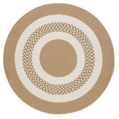 Polypropylene 10 Round Outdoor Rugs Rugs The Home Depot