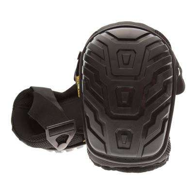 Black Gelite Hard Shell Knee Pads