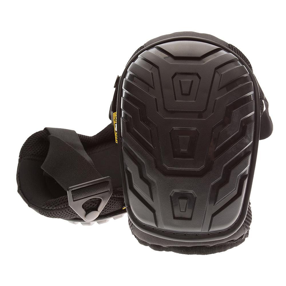 Black Gelite Hard Shell Knee Pads