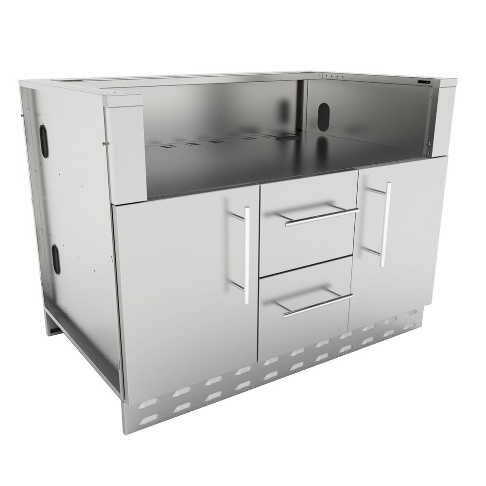 Sunstone Designer Series 304 Stainless Steel 46 In X 34 5 In X