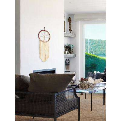 """Beige """"Creative Craft Dream Catcher"""" by Marmont Hill Wall Tapestry"""