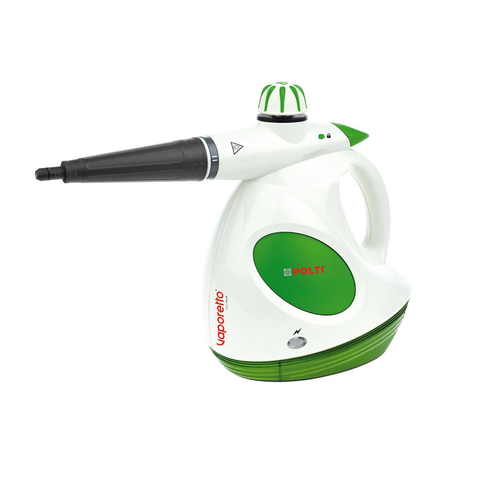 Polti Vaporetto Easy Plus Handheld Steam Cleaner with 10 Accessories