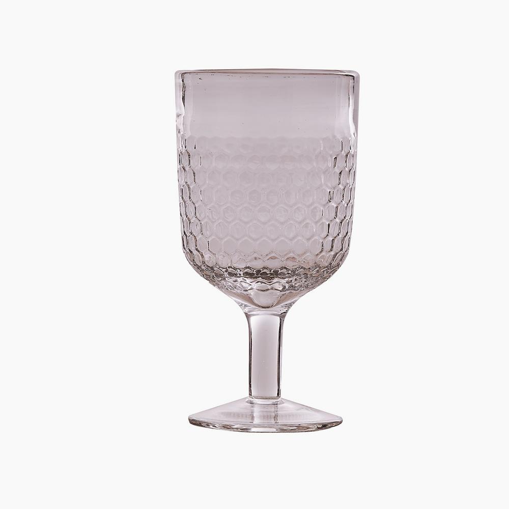 Hammered 10 oz. Wine Glass (Set of 6)