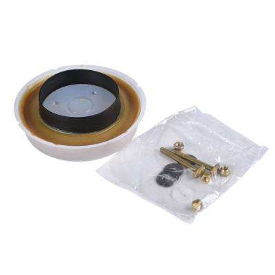 4 in. Johni-Rings with Plastic Horn, Combo Pack