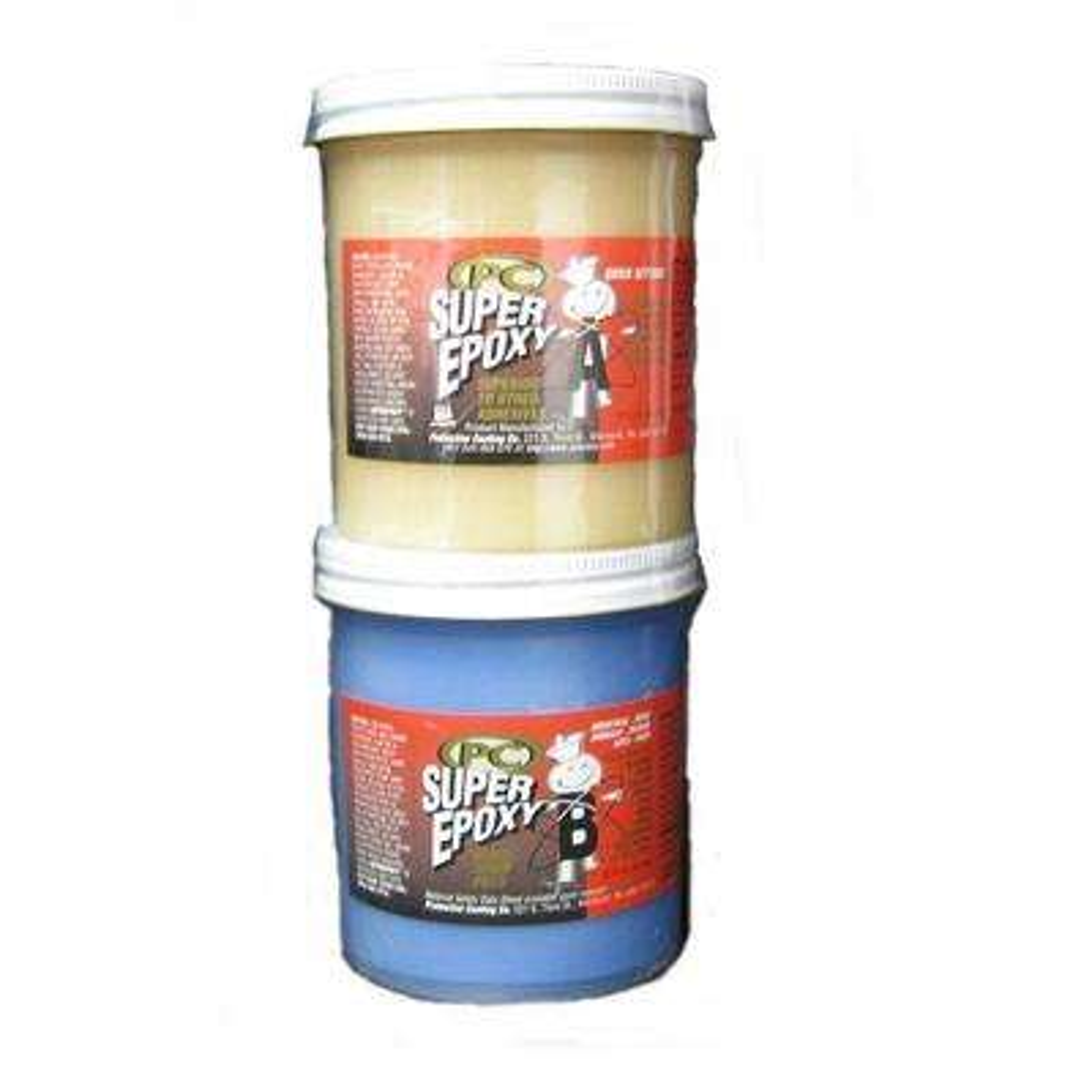 32 oz. Translucent PC-SuperEpoxy Adhesive Paste