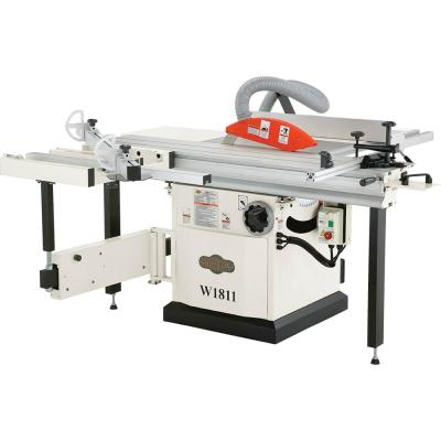 10 in. 5 HP Sliding Table Saw