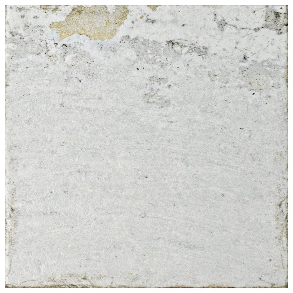 b22e13c1eec8 Merola Tile Aevum White 7-7/8 in. x 7-7/8 in. Ceramic Wall Tile (11.46 sq.  ft. / case)