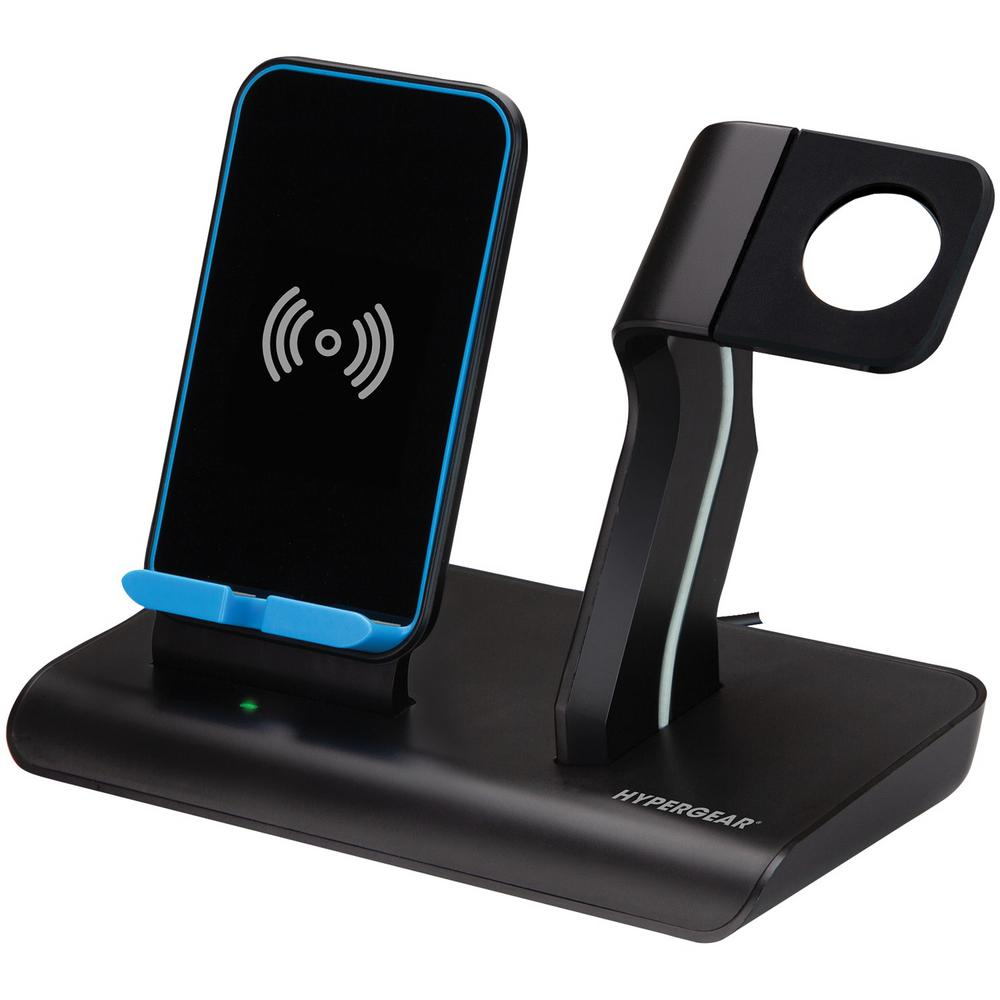 Hypergear Wireless Charging Dock with Apple Watch Holder