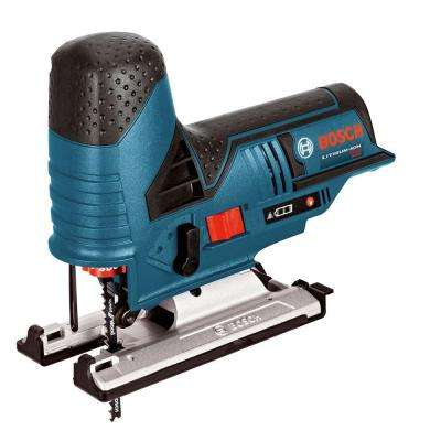 12 Volt Lithium-Ion Cordless Electric Variable Speed Barrel-Grip Jig Saw (Tool-Only)