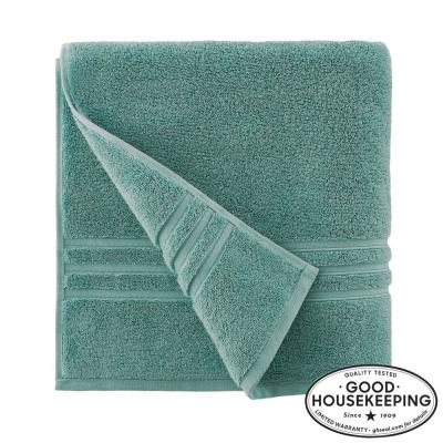 Turkish Cotton Ultra Soft Bath Towel in Aloe