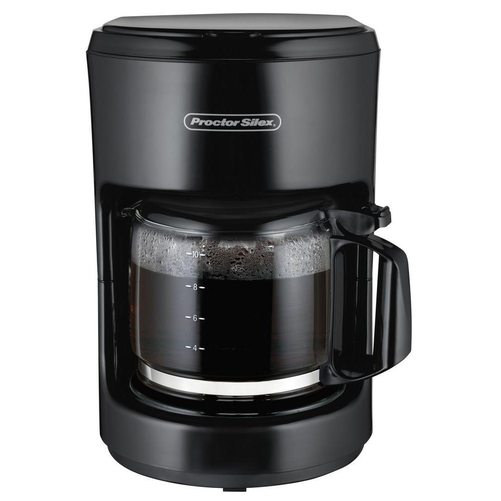 Proctor Silex 10-Cup Coffeemaker